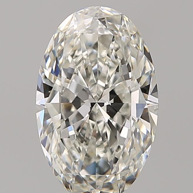 1.79-Carat Natural Ideally Cut Oval Diamond