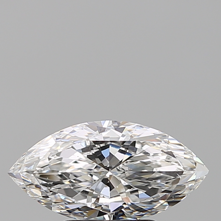 1.50-Carat Natural Ideally Cut Marquise Diamond
