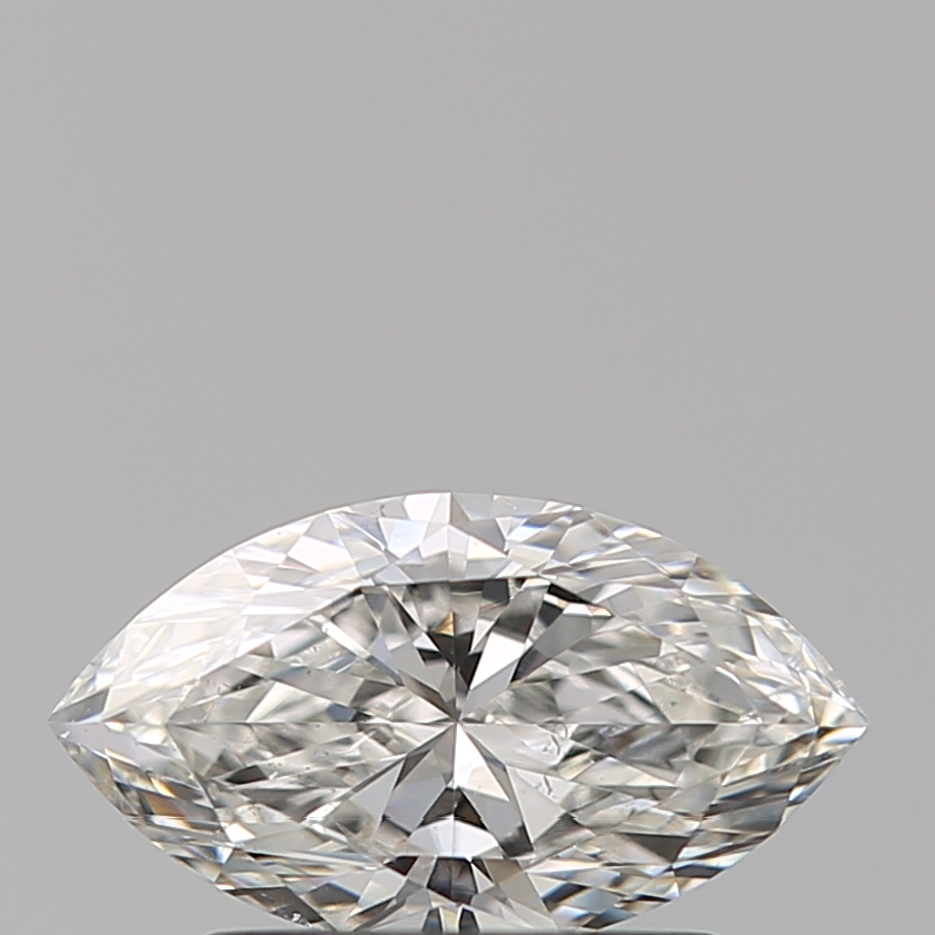 0.70-Carat Natural Ideally Cut Marquise Diamond