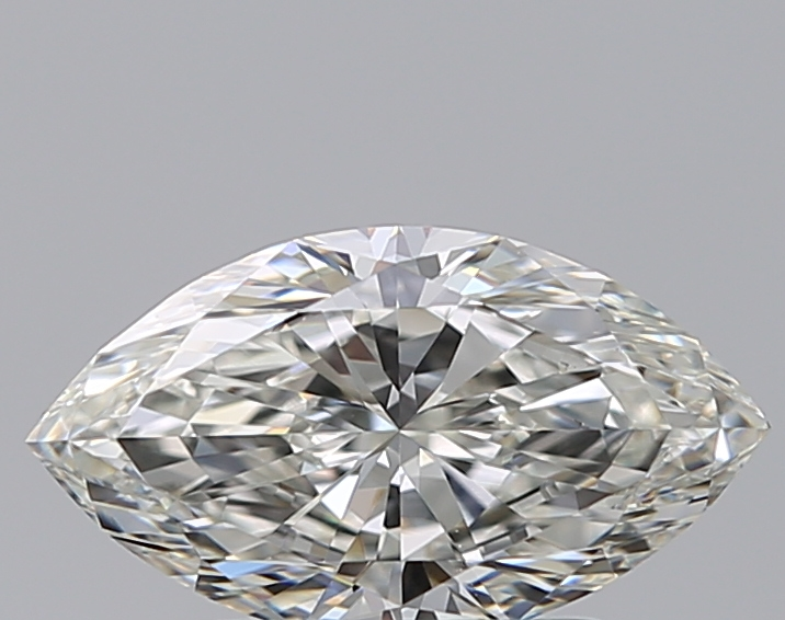 1.00-Carat Natural Ideally Cut Marquise Diamond