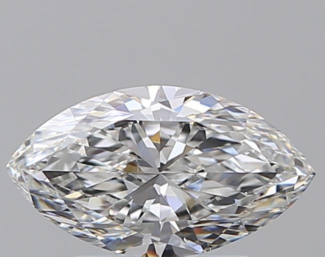 1.00-Carat Natural Ideally Cut Marquise Diamond